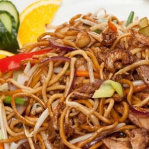 Mix Nonveg Noodles