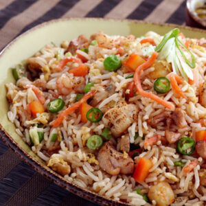 Mixed Nonveg Fried Rice
