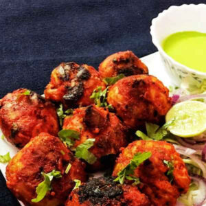 Tandoor Chicken Momo