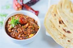 Kadhai Veg+Tandoori Roti (2Pcs)