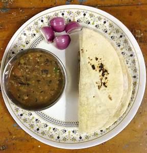 Dhaba Tadka+Tawa Roti (3Pcs)