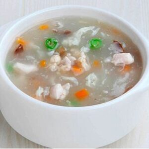 Nonveg Lunfung Soup Full